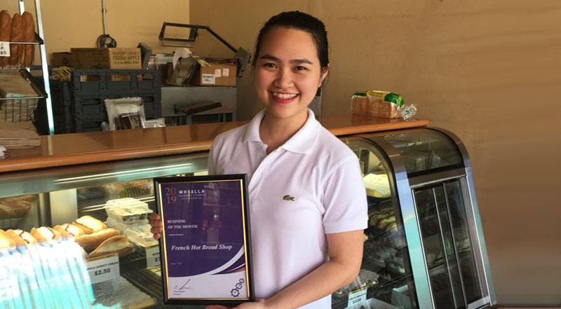 August 2019 Business Of The Month The French Hot Bread Shop