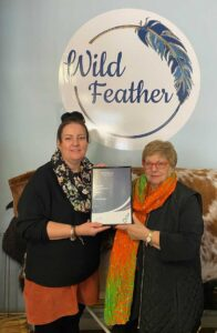 Wild Feather – Business of the Month April 2021